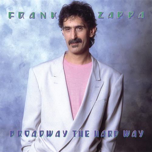Frank Zappa Planet Of The Baritone Women cover art