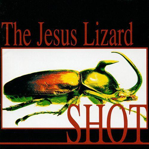 The Jesus Lizard Blue Shot cover art