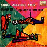 Abdul The Bulbul Ameer sheet music by George Melly