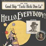 On The Good Ship Yacki Hicki Doo La sheet music by Billy Merson