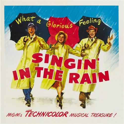 Nacio Herb Brown Singin' In The Rain cover art