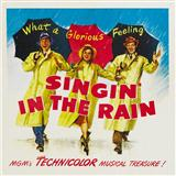 Singin' In The Rain sheet music by Nacio Herb Brown