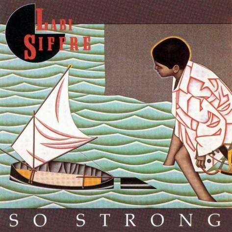 Labi Siffre (Something Inside) So Strong (arr. Jonathan Wikeley) cover art
