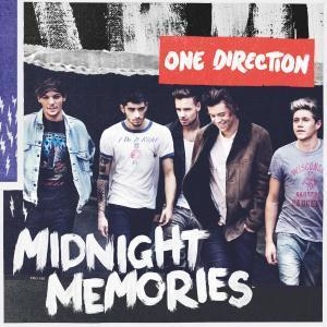 One Direction Happily cover art
