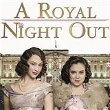 Chasing Margaret (from 'A Royal Night Out') sheet music by Paul Englishby