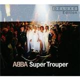 Super Trouper sheet music by ABBA