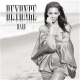 Halo sheet music by Beyoncé