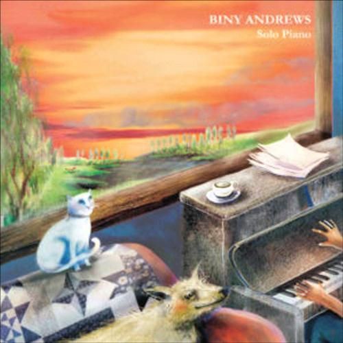 Biny Andrews The Pigeon River cover art
