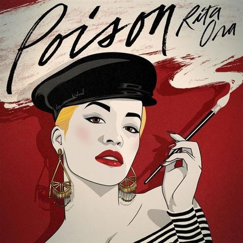 Rita Ora Poison cover art
