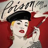 Poison sheet music by Rita Ora