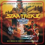 Star Trek II: The Wrath Of Khan sheet music by James Horner