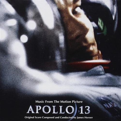 James Horner All Systems Go - The Launch (From 'Apollo 13') cover art