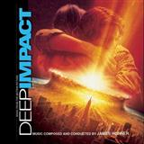 The Wedding (From 'Deep Impact') sheet music by James Horner