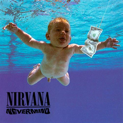 Nirvana Smells Like Teen Spirit cover art