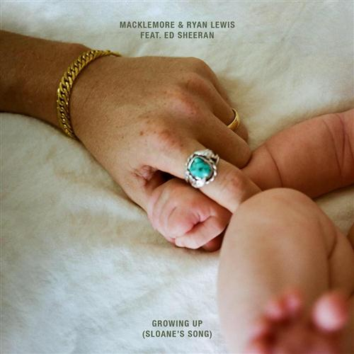 Macklemore & Ryan Lewis Growing Up (feat. Ed Sheeran) cover art