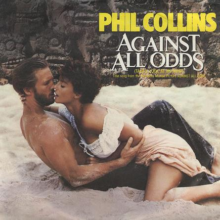 Phil Collins Against All Odds (Take A Look At Me Now) (arr. Berty Rice) cover art