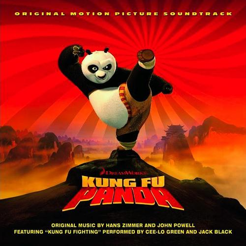 Cee Lo Green Kung Fu Fighting (arr. Barrie Carson Turner) cover art