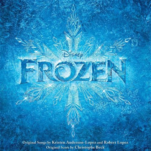 Idina Menzel Let It Go (arr. Barrie Carson Turner) cover art
