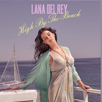 Lana Del Rey High By The Beach cover art