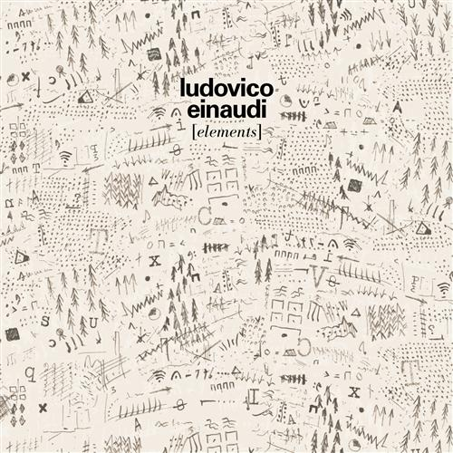 Ludovico Einaudi Elements (inc. free backing track) cover art