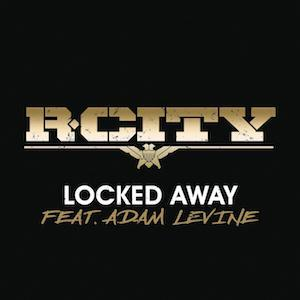 R. City Locked Away (feat. Adam Levine) cover art