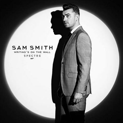 Sam Smith Writing's On The Wall (from James Bond: Spectre) cover art