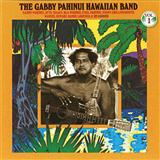 Aloha Ka Manini sheet music by The Gabby Pahinui Hawaiian Band