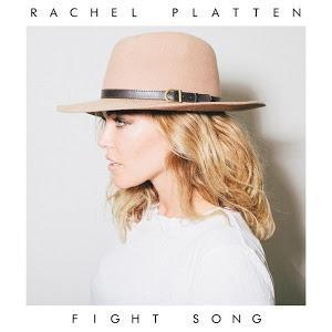 Rachel Platten Fight Song cover art