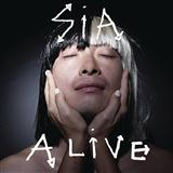 Alive sheet music by Sia