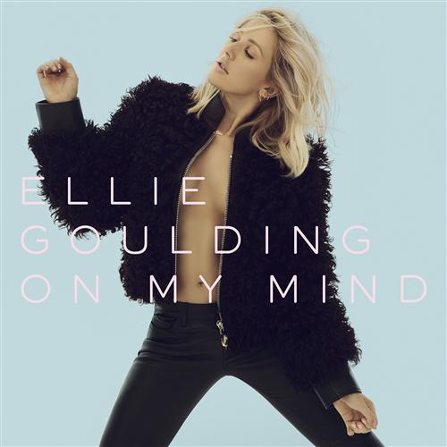 Ellie Goulding On My Mind cover art