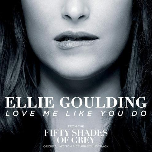 Ellie Goulding Love Me Like You Do cover art