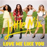 Love Me Like You sheet music by Little Mix