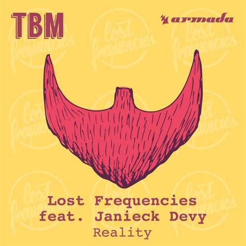 Lost Frequencies Reality cover art