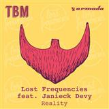 Reality sheet music by Lost Frequencies