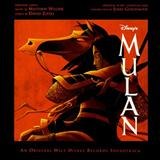 Reflection (From 'Mulan') sheet music by Christina Aguilera