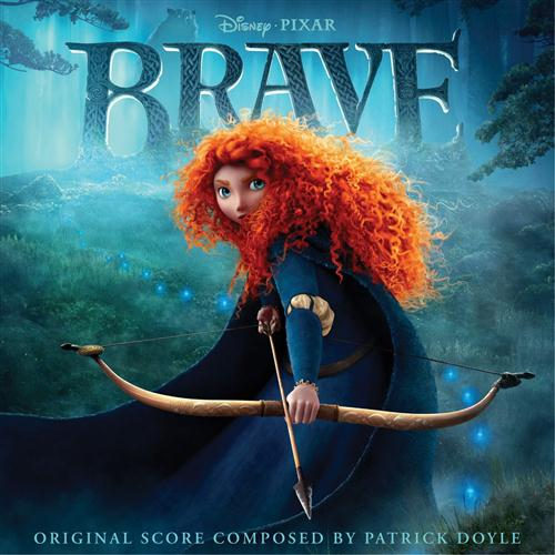 Alexander Mandel Touch The Sky (From 'Brave') cover art