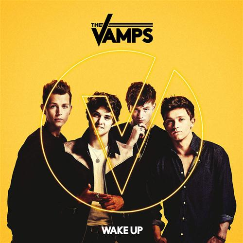 The Vamps Wake Up cover art