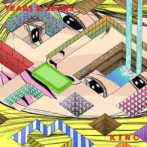Years & Years King cover art