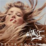 Wings sheet music by Delta Goodrem