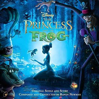 Randy Newman Almost There (From 'The Princess And The Frog') cover art