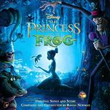 Almost There (From 'The Princess And The Frog') sheet music by Randy Newman