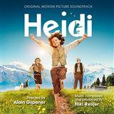 "Der Klang Der Berge (The Sound Of The Mountains) (from ""Heidi"") sheet music by Niki Reiser"