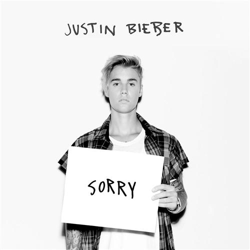 Justin Bieber Sorry (piano version) cover art