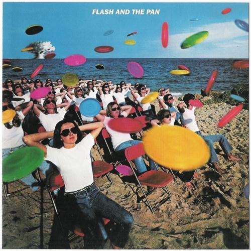 Flash And The Pan Hey, St. Peter cover art