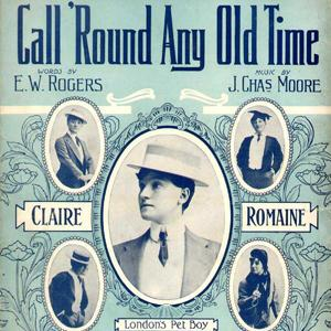 Victoria Monks Call Round Any Old Time cover art