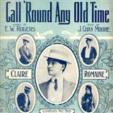 Call Round Any Old Time sheet music by Victoria Monks