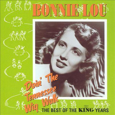 Bonnie Lou Tennessee Wig Walk cover art