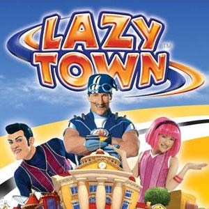 Máni Svavarsson Lazy Town (Theme) cover art