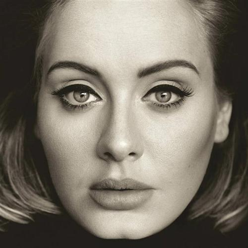 Adele Love In The Dark cover art