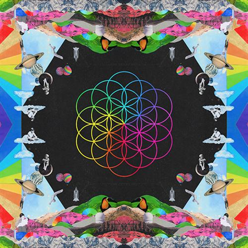 Coldplay A Head Full Of Dreams cover art